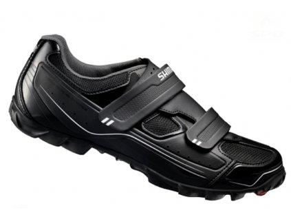 Cyklistické tretry SHIMANO MTB SH-M065L black