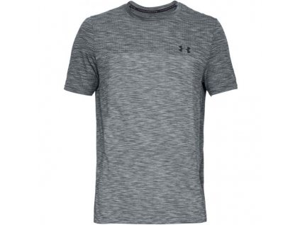 TRIKO UNDER ARMOUR - Siphon SS - Steel/Blk