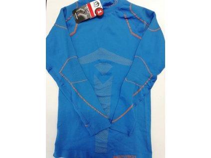 Spodní triko MICO BASELAYER SKINTECH WARM royalorange II