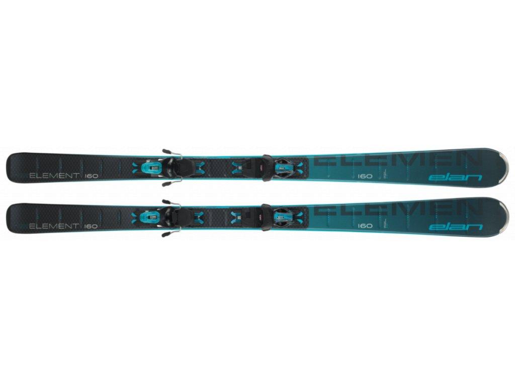 Sj.lyže dám. Elan Shi Element Black/blue LS ELW 9.0 20/21 (Délka 152)