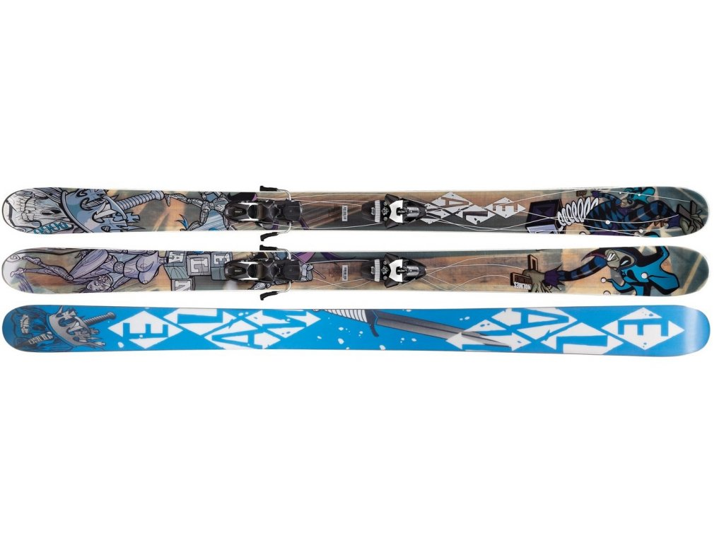 Elan Pogo sticks - freeride 15/16