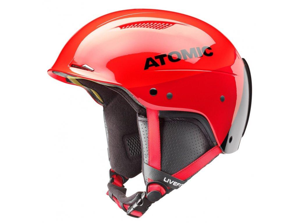 Atomic REDSTER LF SL red/black 17/18