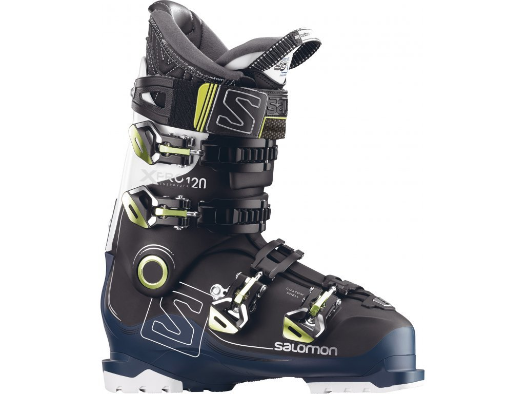Salomon X PRO 120 black/petrol blue white 17/18