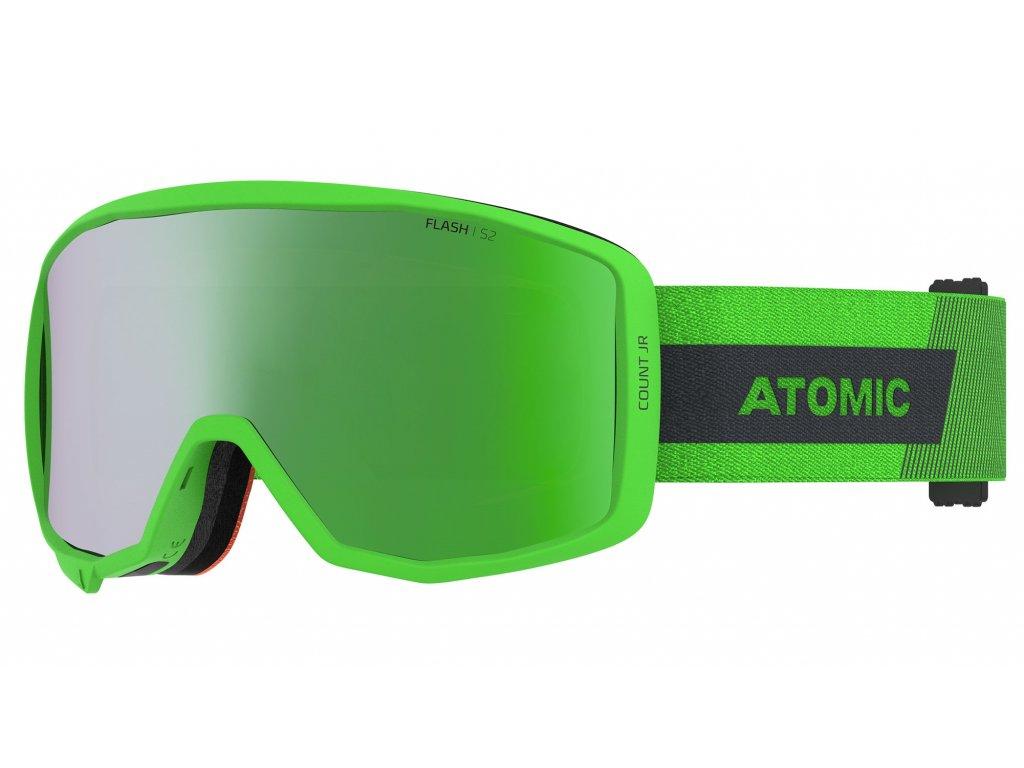 Atomic COUNT JR CYLINDRICAL det. zelené 20/21