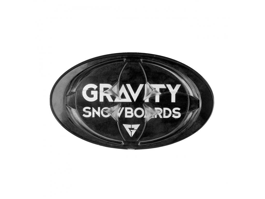 logo mat black gripy gravity 18 19