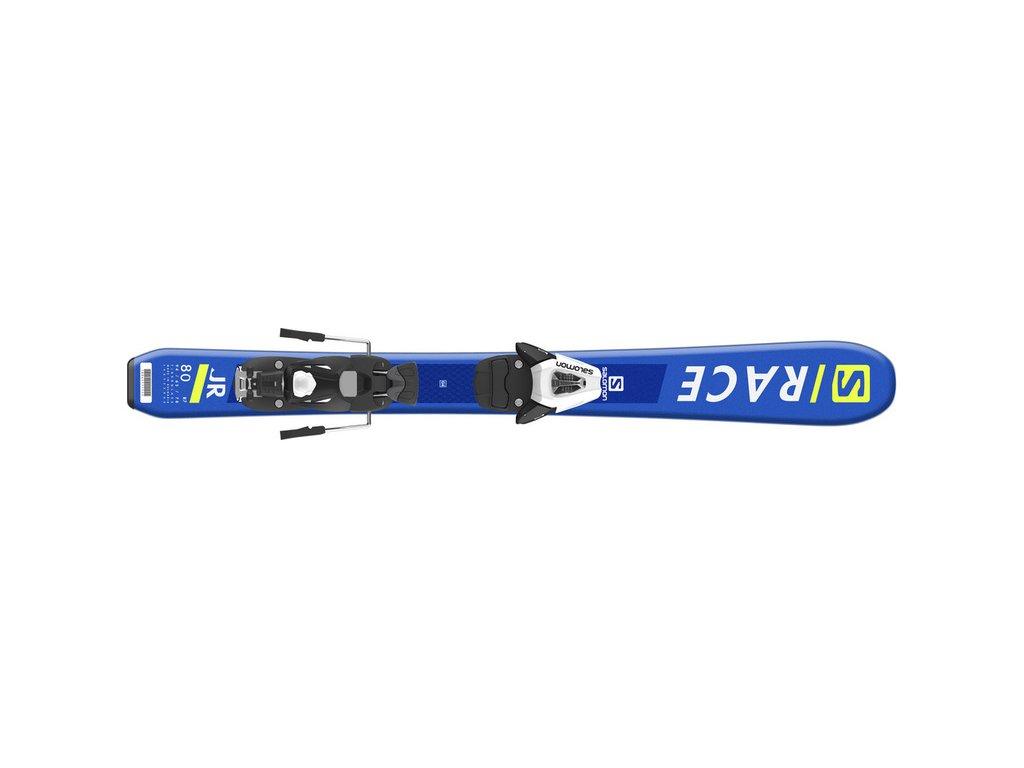 Salomon S/RACE Jr. XS + C5 SR J75 18/19