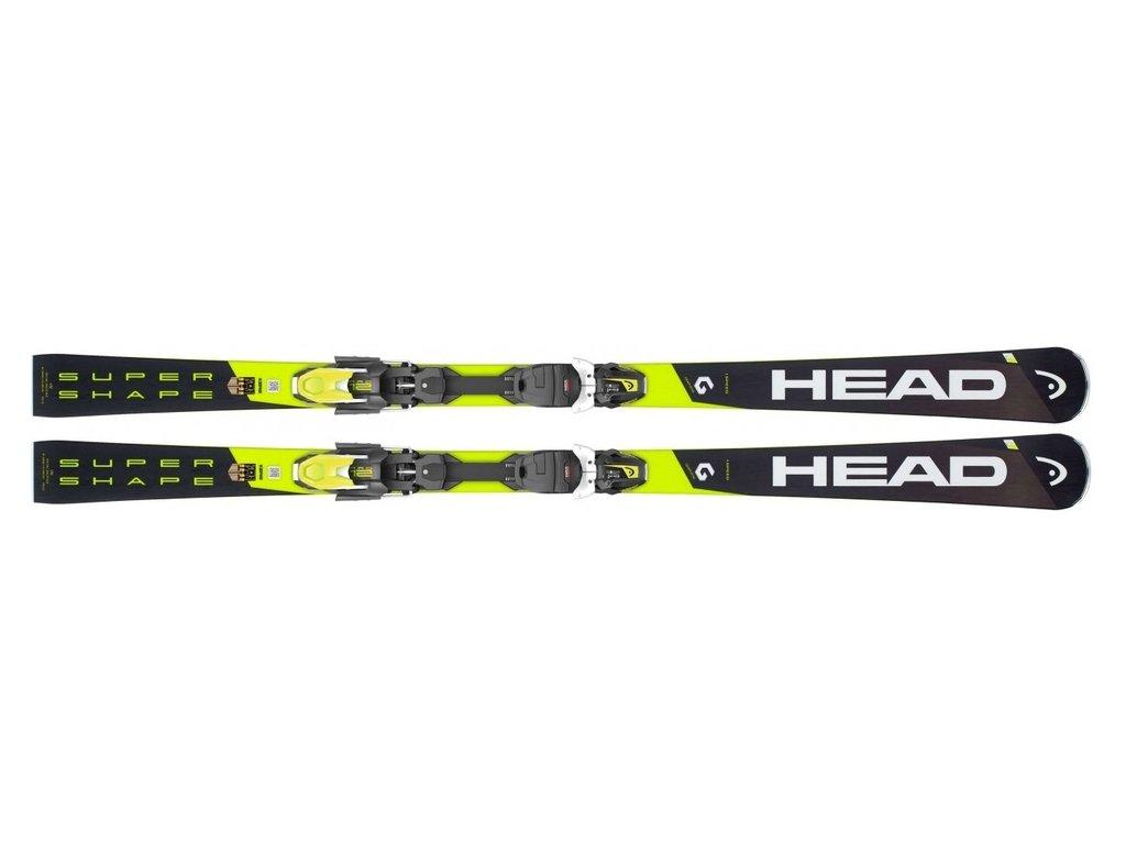 HEAD SUPERSHAPE I.SPEED + PRD 12 GW 18/19