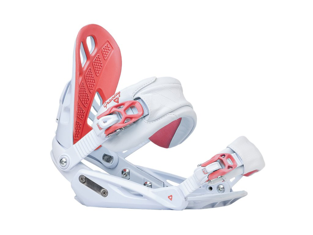 Gravity G1 LADY WHITE/PINK MM 17/18