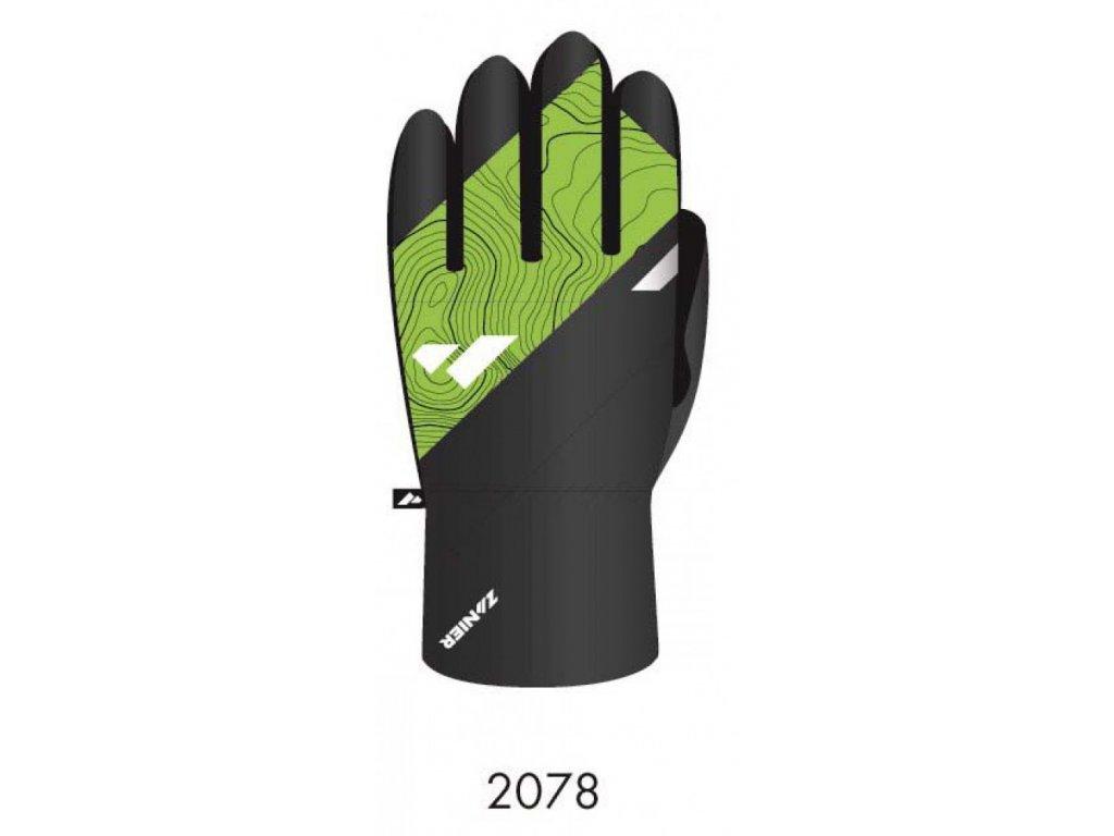 Zanier SILLIAN STX zelená 20/21