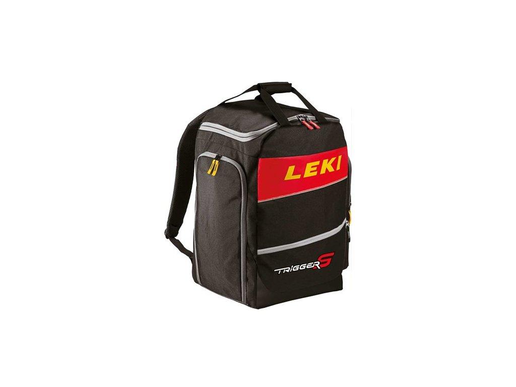Leki Bootbag Trigger S Black 20/21