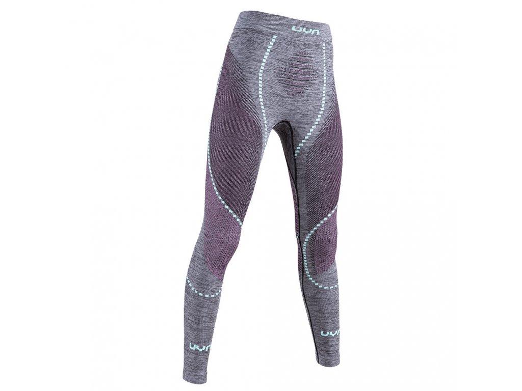 UYN Ambityon UW kalhoty black/pink/aqua 20/21