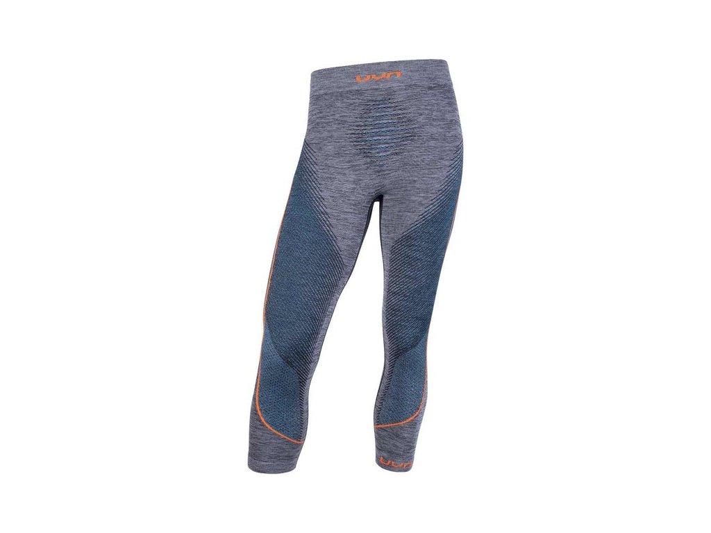 UYN Ambityon UW kalhoty medium melange/atlantic/orange 20/21