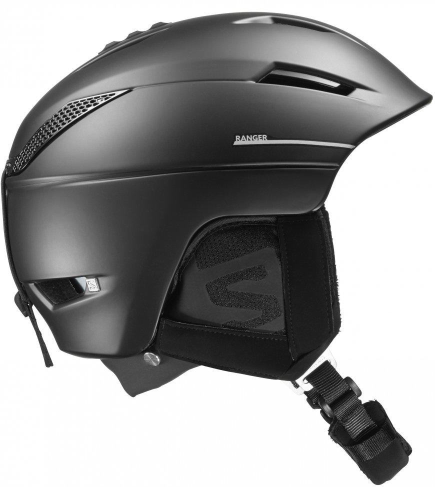 Salomon RANGER C.AIR black 17/18 Velikost helmy: XL