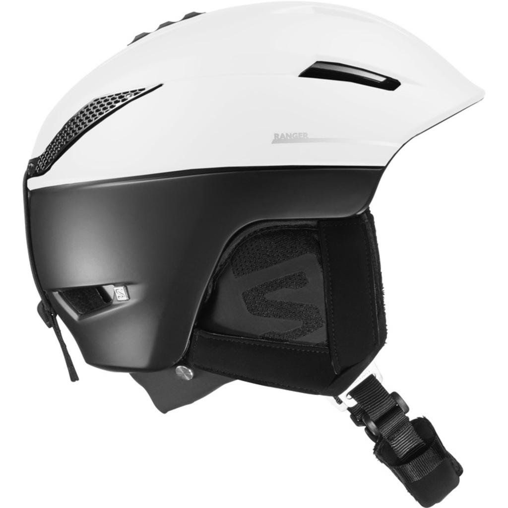 Salomon RANGER C.AIR white 18/19 Velikost helmy: 59-62