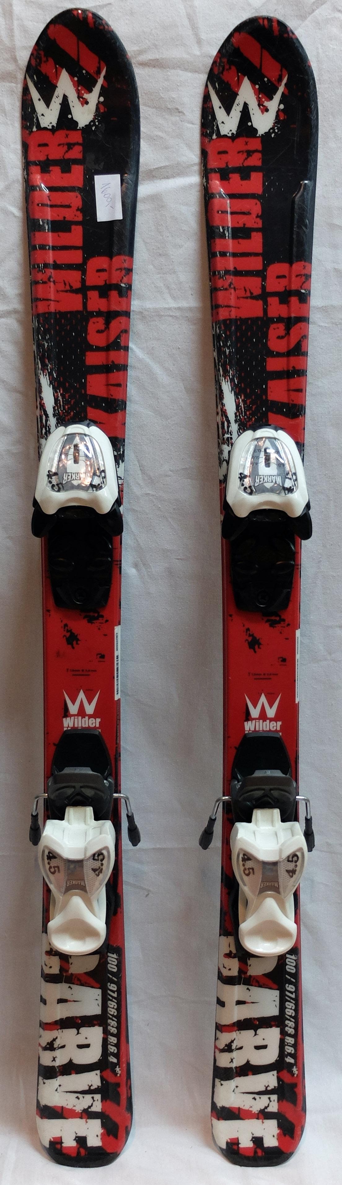 Wilder Kaiser - bazar Délka: 100