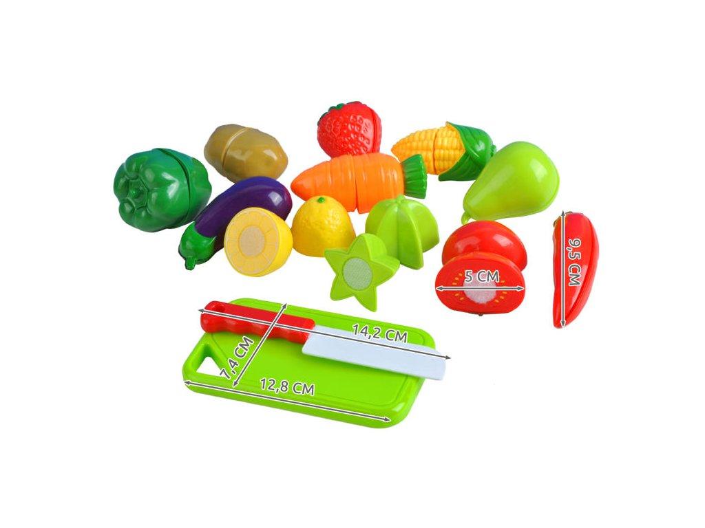 pol pl Zestaw zabawek warzywa i owoce na rzep 6080 9