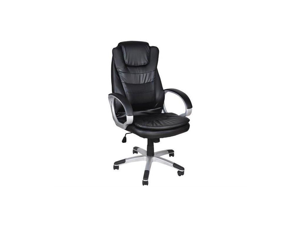 pol pl Fotel biurowy skora eko czarny 11719 1