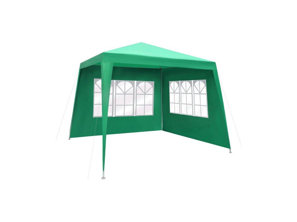 pol pl Pawilon ogrodowy 2 scianki 3x3m zielony 11162 2