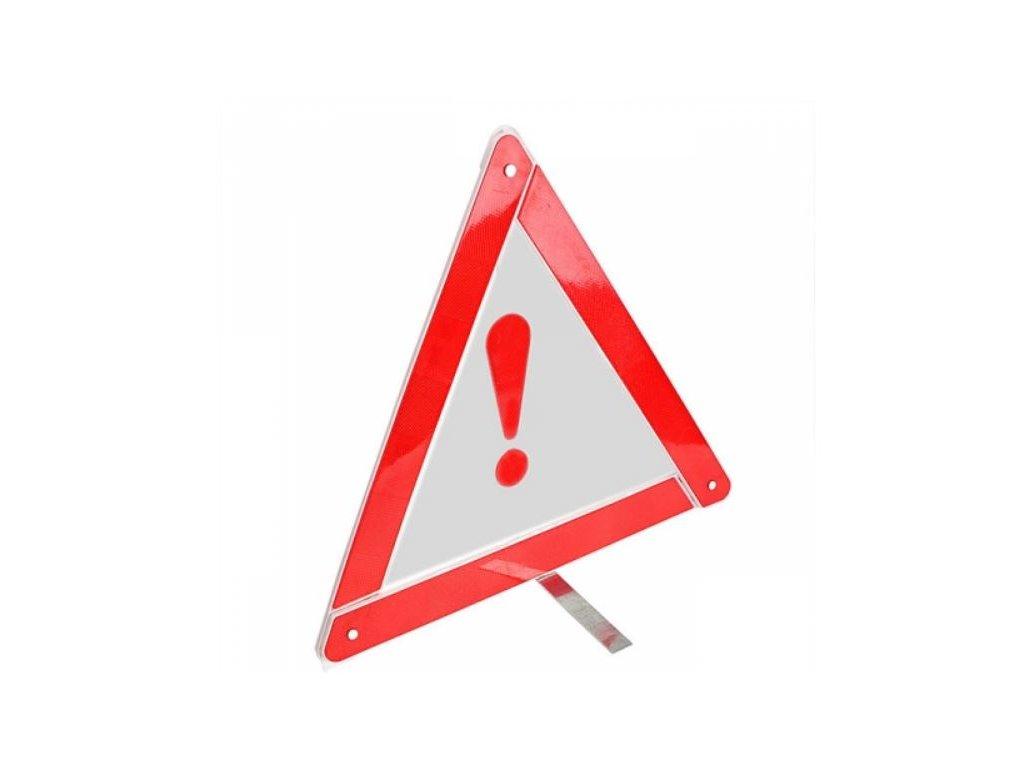 Výstražný trojúhelník, 0201A