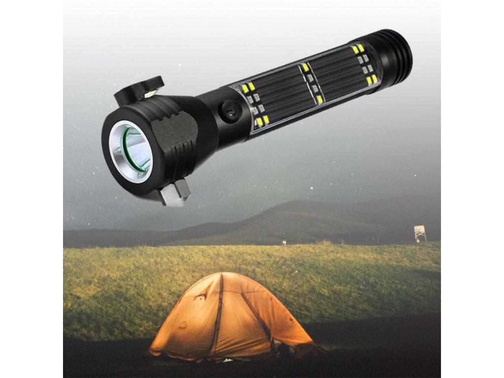 Multifunkční svítilna E503