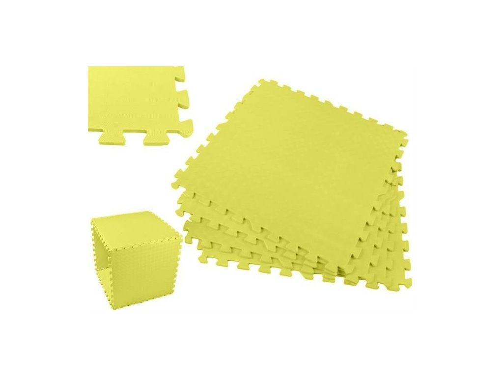 pol pl Puzzle piankowe 60x60cm 4el zolte 11700 1 (1)