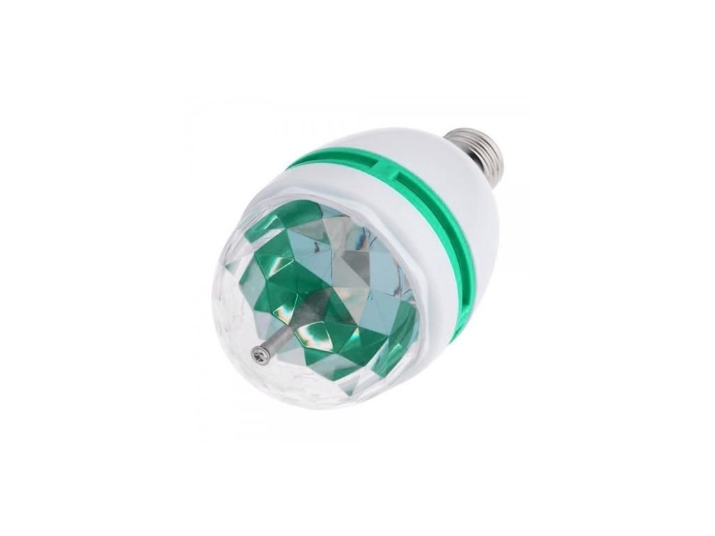 Disco LED žárovka, 1075