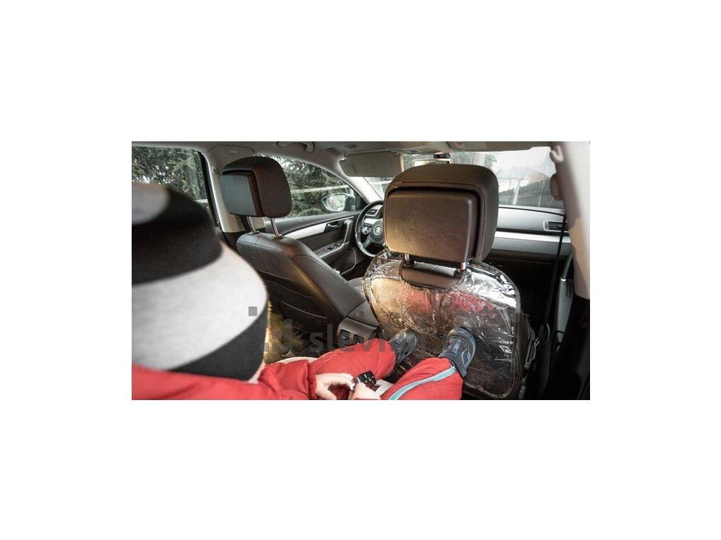 Chránič sedadel v autě