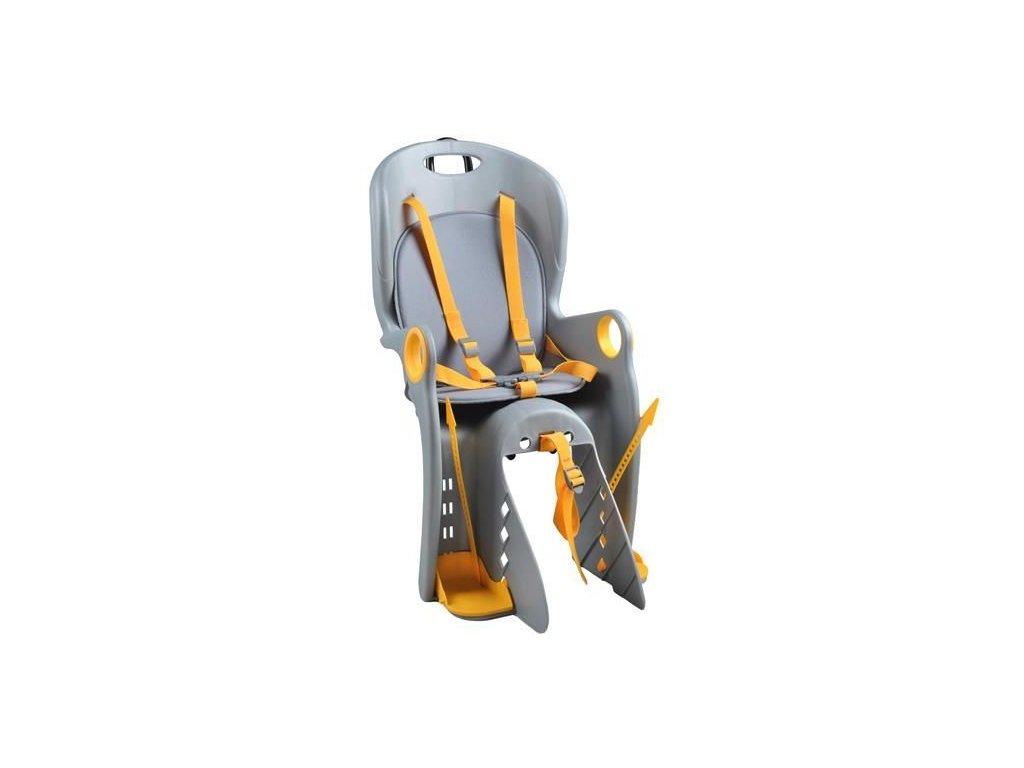 pol pl Fotelik rowerowy grafitowy 11063 2