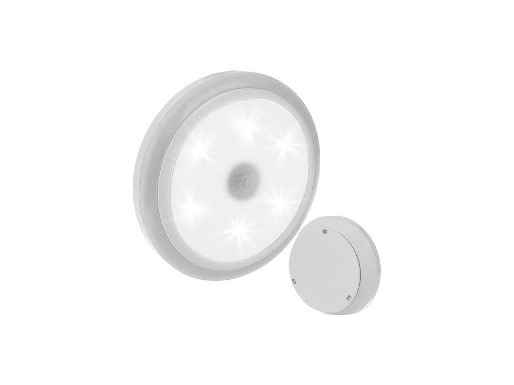 LED Osvětlení s pohybovým senzorem 6 LED, 3x AAA, 9110