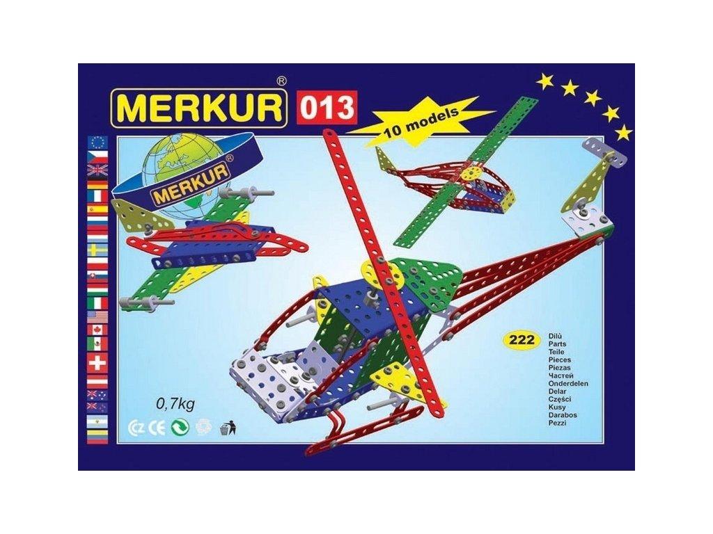 Merkur, M013 Vrtulník
