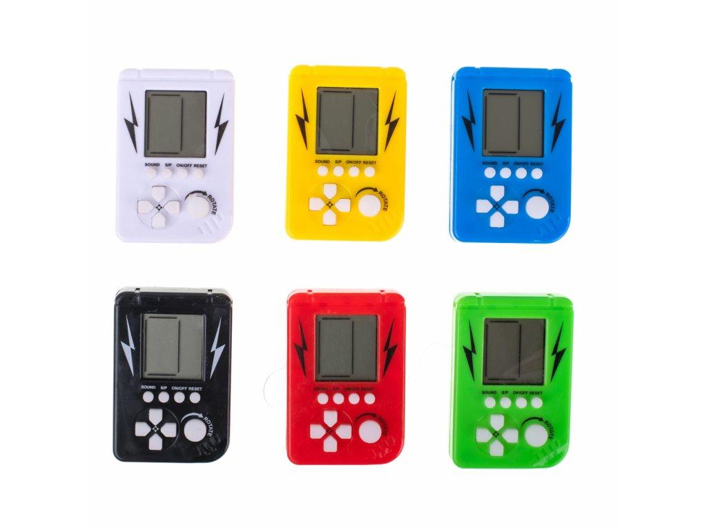 Tetris MINI na klíče, KX6925