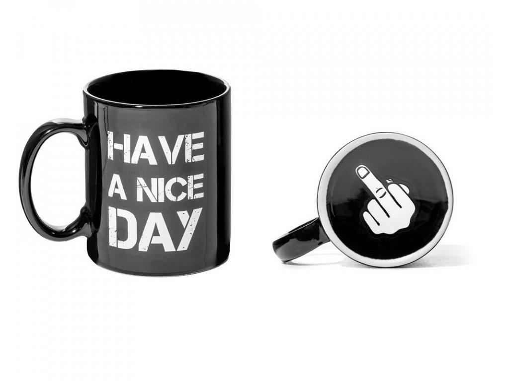 eng pl Have a Nice Day Middle Finger Mug BLACK 1927 3