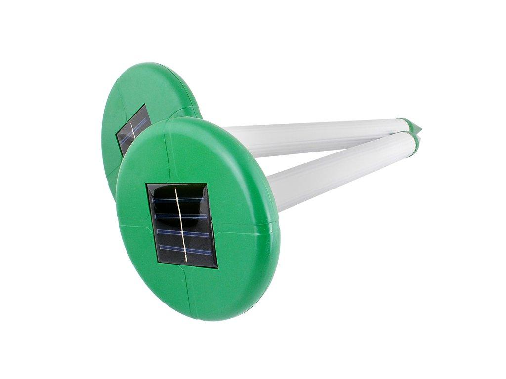 Solární odpuzovač na krtky 2ks, 219