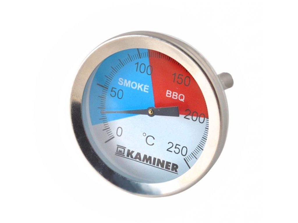 Teploměr do grilu nebo udírny 0-250°C