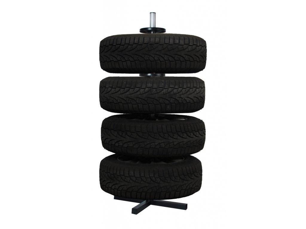 Stojan na 4ks pneumatiky, AG387