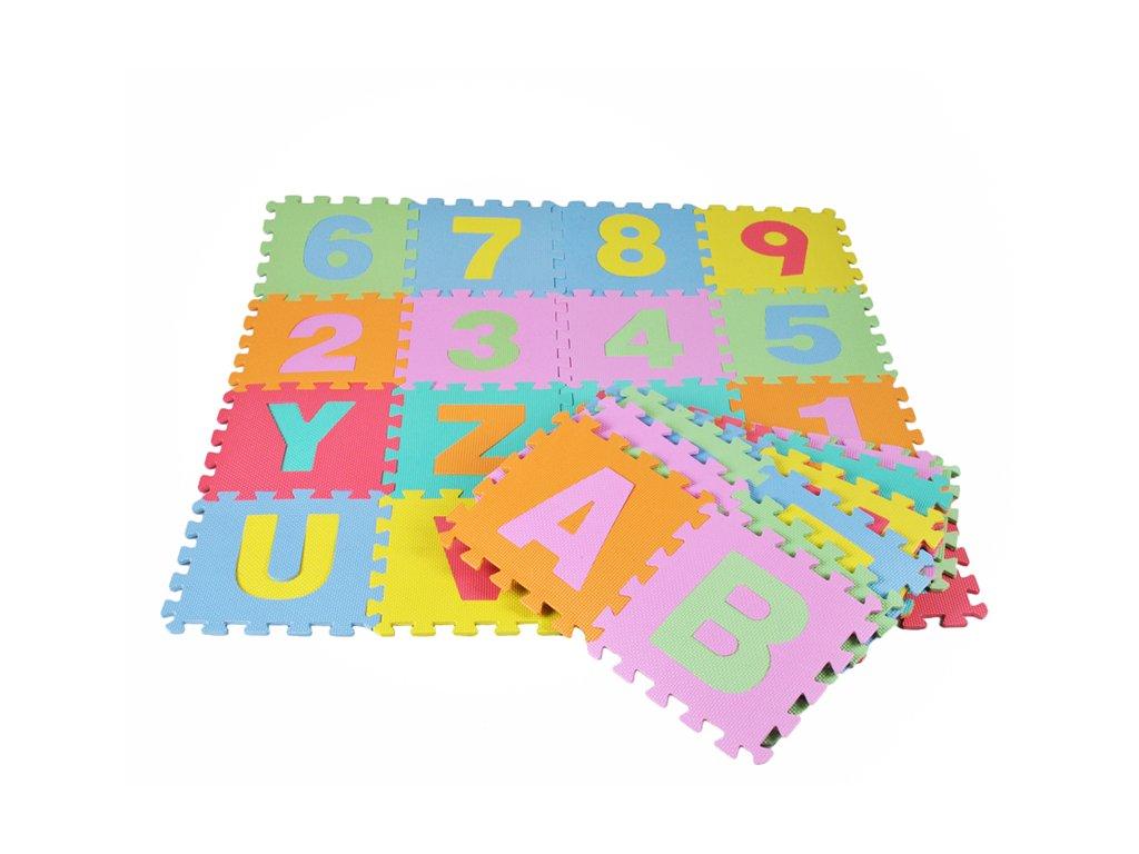 Pěnové puzzle 30x30 cm
