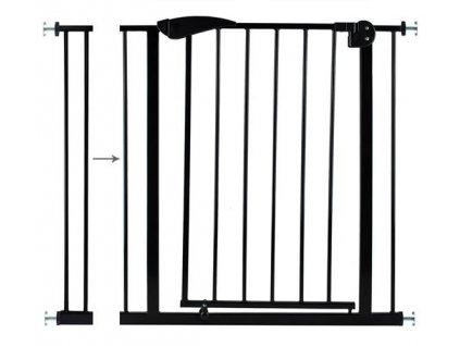 pol pl Bramka bezpieczenstwa do futryny R15cm czarna 12953 12