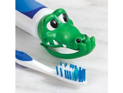 Zvířátka na pastu-krokodýl