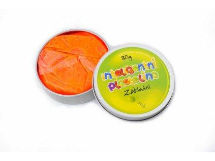 0006866 inteligentni plastelina zakladni oranzova