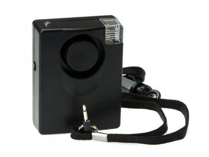 Osobní alarm se zábleskem, KX9936