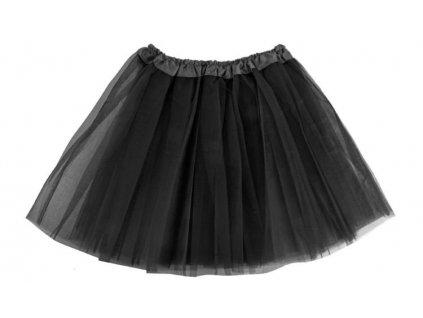 pol pl Spodnica tiulowa czarna 13516 1