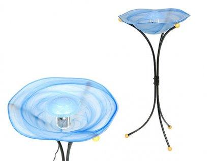 Fontána mlhová lampa - modrá, 12223_PN