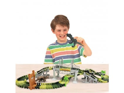 0020149 dinosauri autodraha