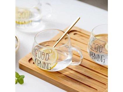 Geometrická kabelka - lesklá bílá