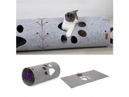 Kočičí tunel X507
