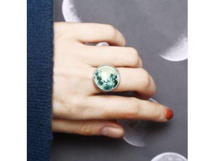 Měsíční prsten D606