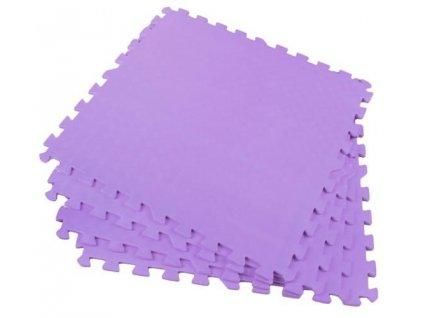 pol pl Puzzle piankowe 60x60cm 4el fioletowe 11701 1