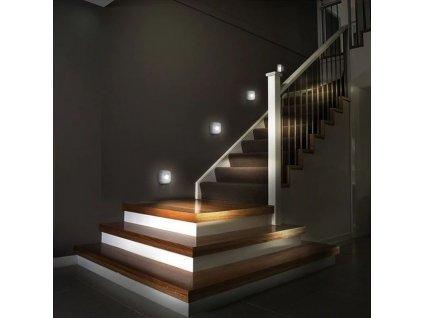 Noční LED osvětlení E712