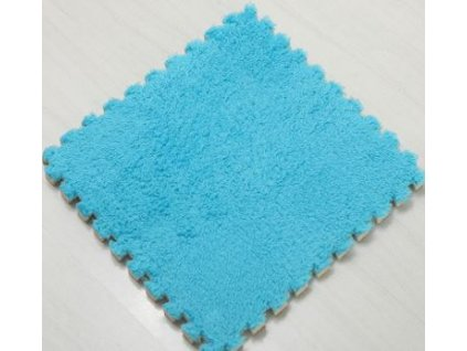 Puzzle Kobereček - 6 Ks - modrý I202