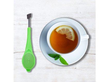 Stlačovací sítko na čaj E708